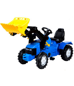 Rolly Toys Rolly Toys Tractor met Lader RollyFarmtrac New Holland TD5050