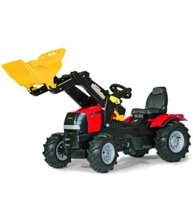 Rolly Toys RollyFarmtrac Case Puma CVX225 Tractor met Lader en Luchtbanden