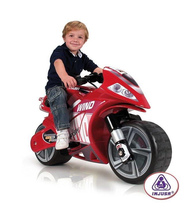 Injusa Injusa Accu Motorbike Wind 6V