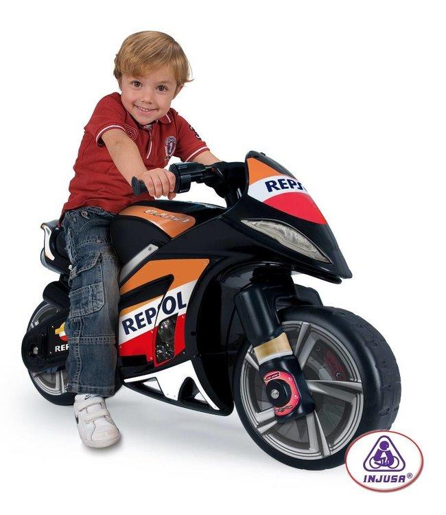 Injusa Injusa Wind Repsol Accu Motorbike 6V