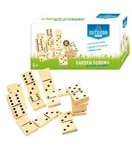 Outdoor Play Outdoor Play Domino Hout 28-delig