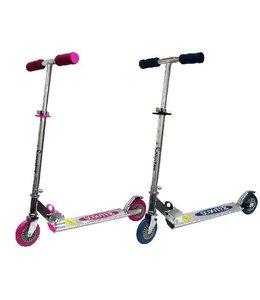 Basic Scooter Step Opklapbaar 120 mm Assorti