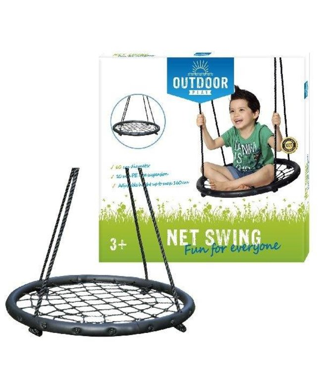 Outdoor Play Outdoor Play Net Swing Schommel 60 cm