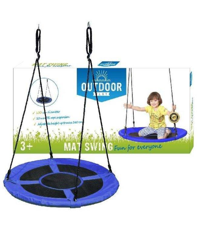 Outdoor Play Outdoor Play Mat Swing Schommel 100 cm