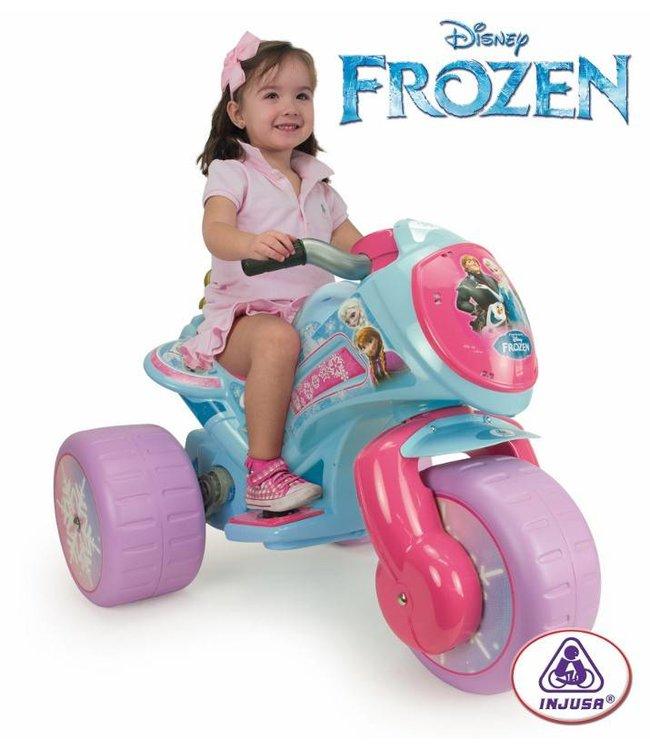 Injusa Injusa Frozen Elektrische Tribike 6V