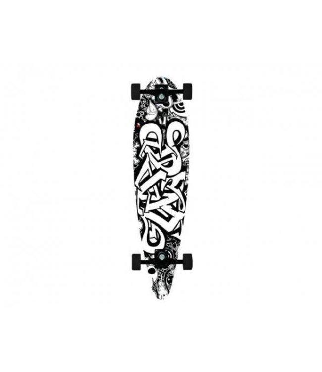 Basic Longboard Skateboard 91cm