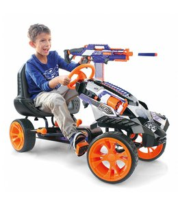 Nerf Nerf Go Cart Battle Racer Skelter