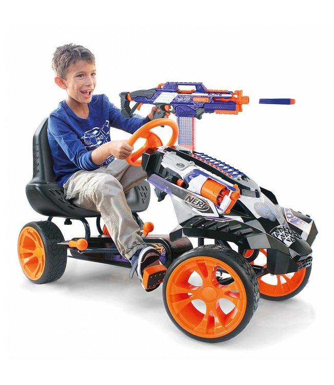 Nerf Nerf Go Cart Battle Racer Skelter