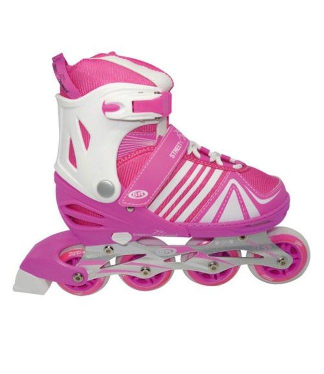 Alert Alert Inline Skates Roze Maat 35-38