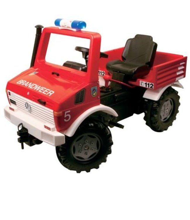 Rolly Toys Rolly Toys 036639 RollyFire Unimog Brandweer Trapauto