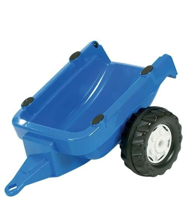 Rolly Toys Rolly Toys 121700 RollyKid Trailer Aanhanger Blauw