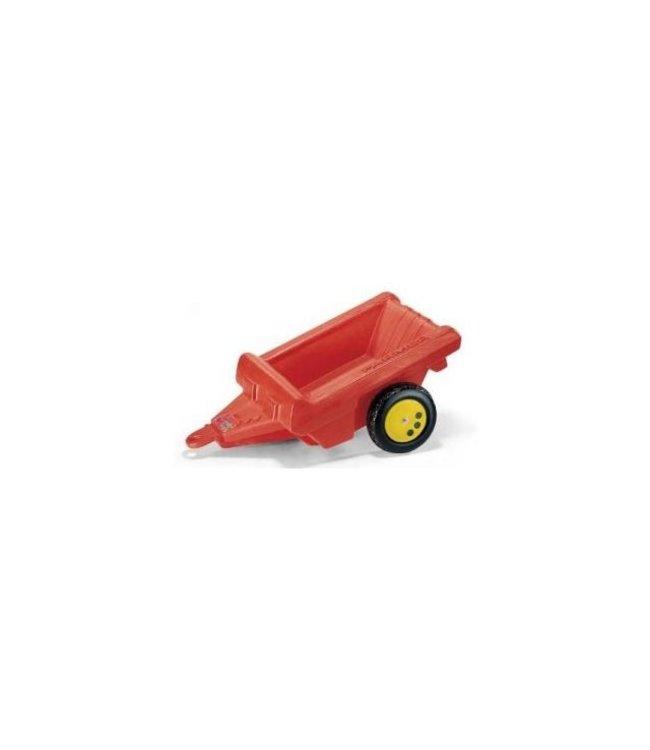 Rolly Toys 122738 RollyFarmer Aanhanger Rood