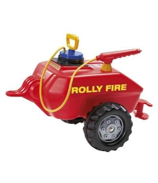 Rolly Toys Rolly Toys 122967 RollyFire Tanker met Waterspuit