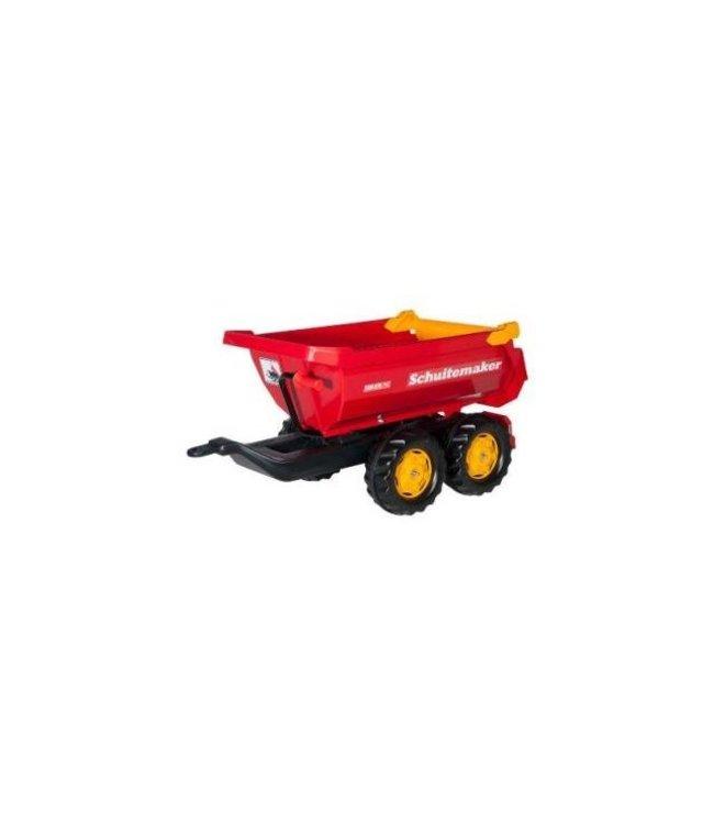 Rolly Toys 123919 RollyHalfpipe Schuitemaker Trailer