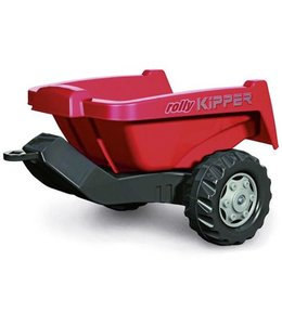 Rolly Toys Rolly Toys 128815 RollyKipper II Aanhanger Rood