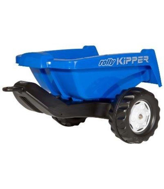 Rolly Toys 128846 RollyKipper II Aanhanger Blauw