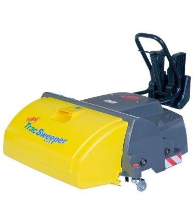 Rolly Toys 409709 RollyTrac Sweeper Veegmachine