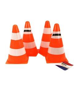 Alert Alert Set van 4 Pylonnen Oranje