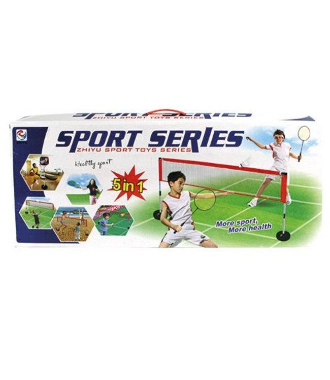 Basic Sportset 5in1