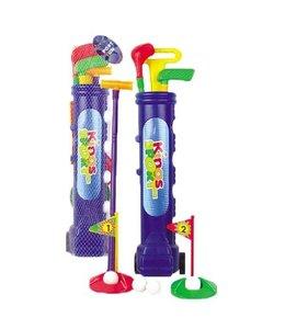 Basic Kinder Golf Set Assorti