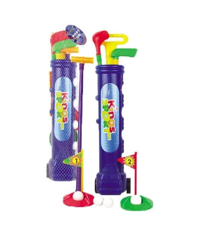 Basic Kinder Golf Set Assorti