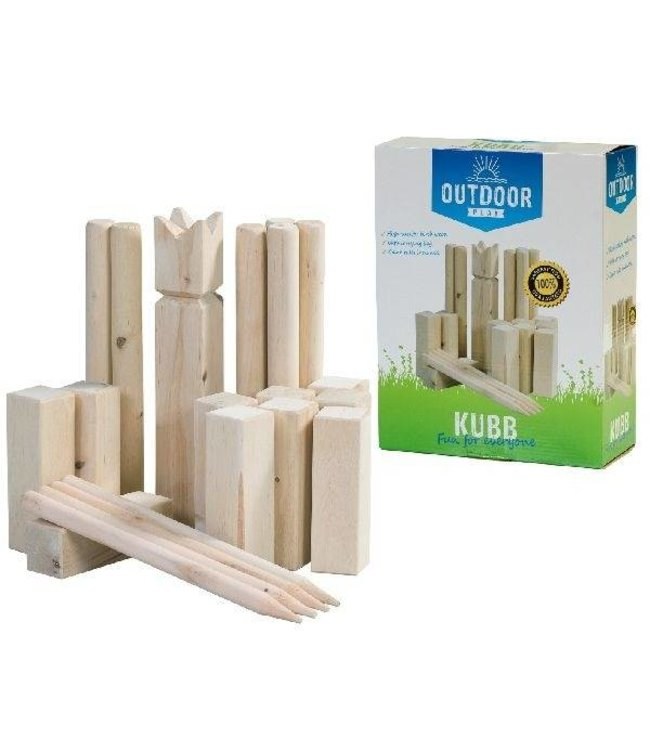 Outdoor Play Outdoor Play Kubb Game