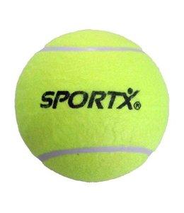 SportX SportX Jumbo Tennisbal L Geel
