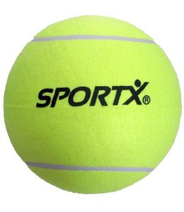 SportX SportX Jumbo Tennisbal Xl Geel