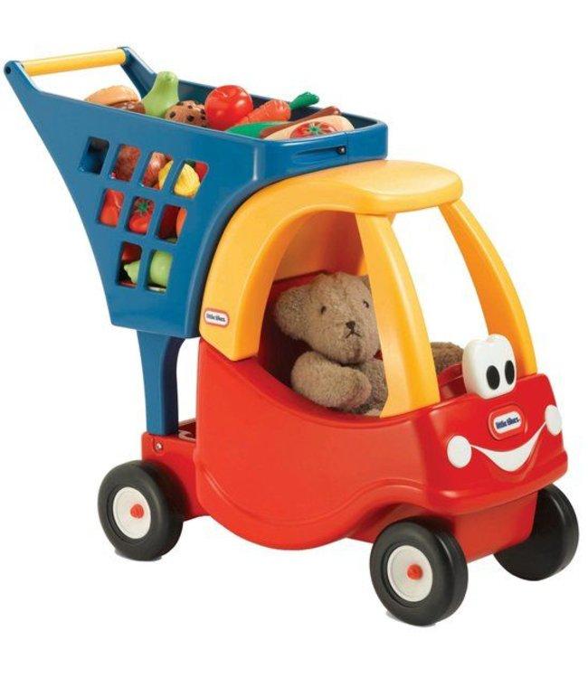 Little Tikes Little Tikes Cozy Winkelwagen voor kinderen