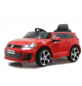 Jamara Jamara VW Golf GTI Ride-On + Afstandsbediening 12V Rood