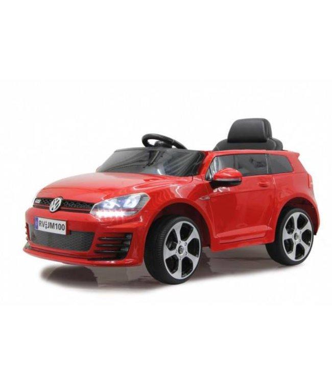 Jamara Jamara VW Golf GTI Ride-On + Afstandsbediening 12V Rood