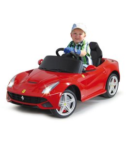Jamara Jamara Ferrari F12 Berlinetta Ride-On + Afstandsbediening 6V Rood