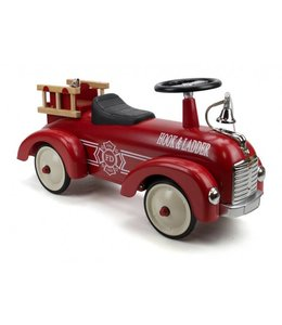 Simply for Kids Spitfire Brandweer Loopauto