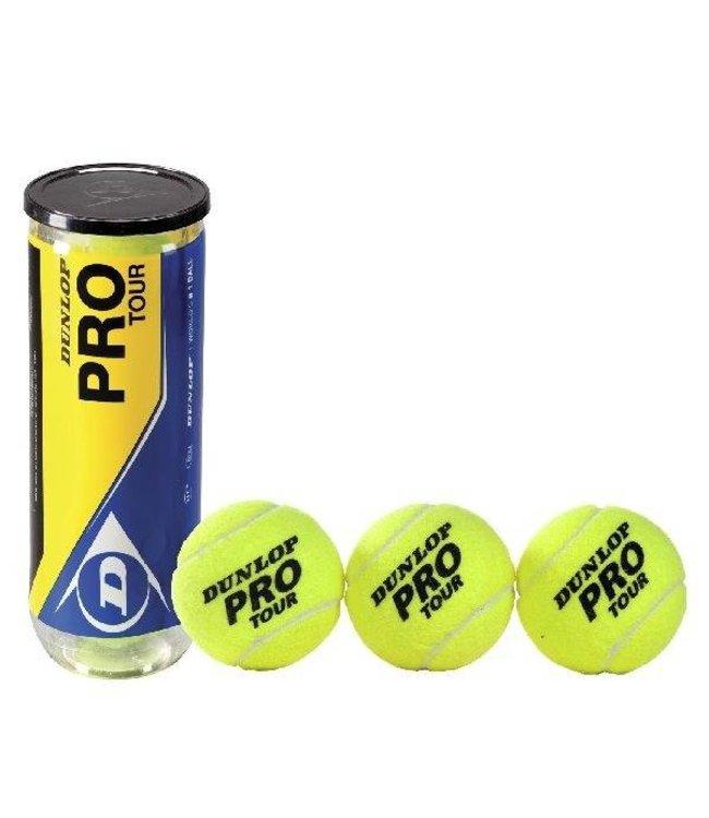 Dunlop Dunlop Volley Tennisbal Koker 3 Ballen