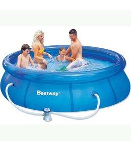 Bestway Bestway Fast Set Zwembad met Pomp 305x76cm