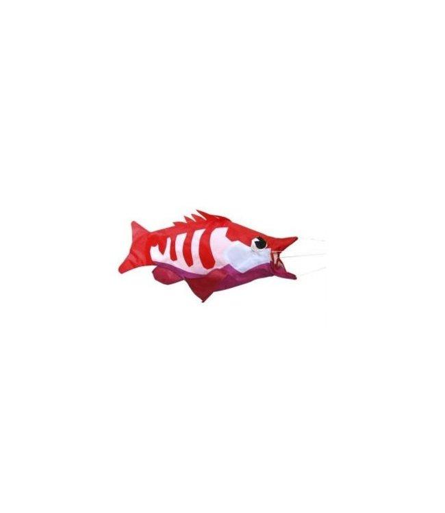 Rhombus Rhombus Windsock Coral Fish Maxi Windwijzer