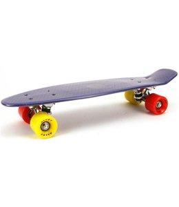 Alert Alert Skateboard Blauw 55 cm