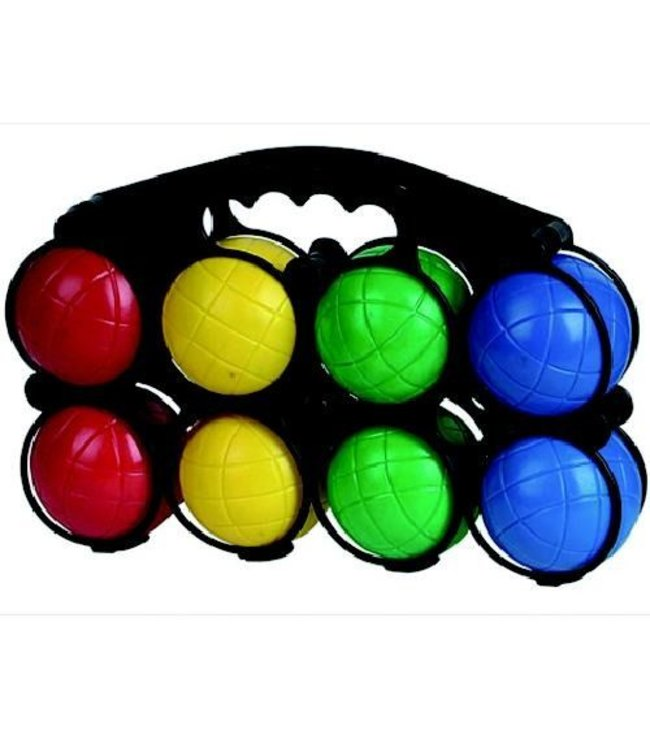 Geen Merk Jeu De Boules Set Plastic 8 Ballen