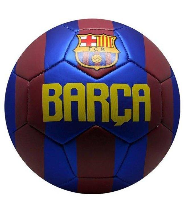 Basic Barcelona Voetbal Metallic