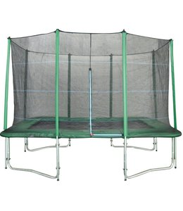 Game On Sport Mega Jump Pro Trampoline Set 210x300cm