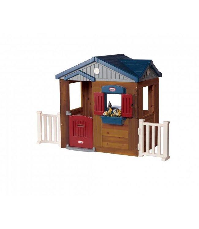 Little Tikes Little Tikes Woodside Cottage Playhouse