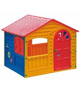 Marian Plast Speelhuis Wendy Unicolor