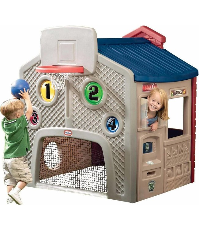 Little Tikes Little Tikes Speelhuis Earth