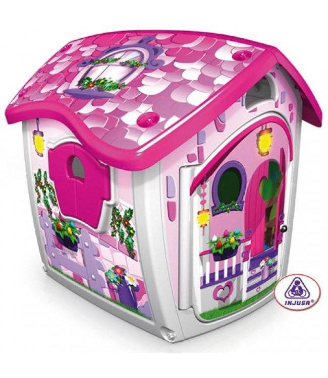 Injusa Injusa Magisch Verkleur Prinsessen Speelhuis