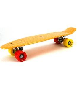 Alert Alert Skateboard Oranje 55 cm