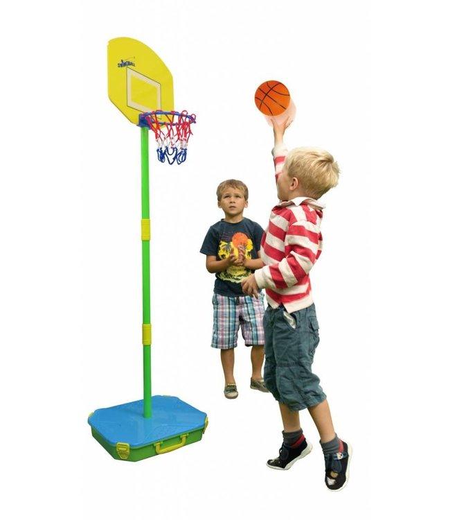 Mookie Mookie Swingball Eerste Basketbal set