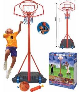 Basic Basketbal Set + Bal