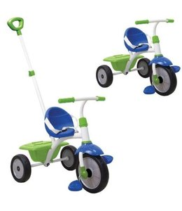 Smart Trike Fun Driewieler Blauw