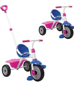 Smart Trike Fun Driewieler Roze
