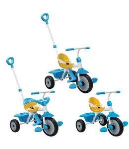 Smart Trike Smart Trike Play 3-in-1 Driewieler Blauw